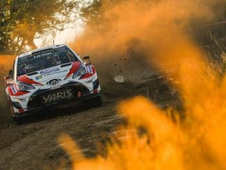 Jari-Matti Latvala. Shakedown Rallye Argentine 2017. (c) : DR