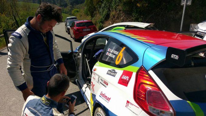 Abandons Rallye Lyon Charbonnières 2017 Lo Fiego