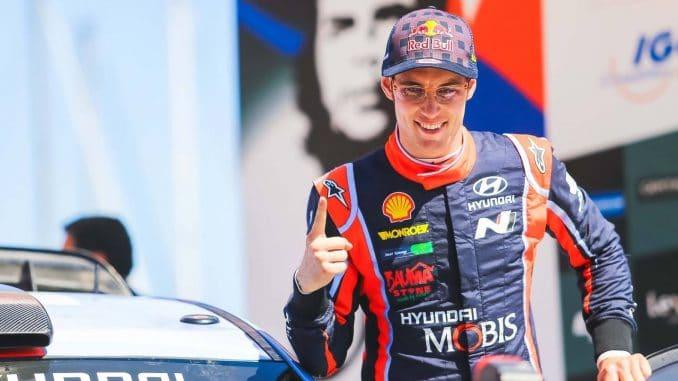 Classement Rallye Argentine 2017 : Neuville fait coup double. (c) : DR