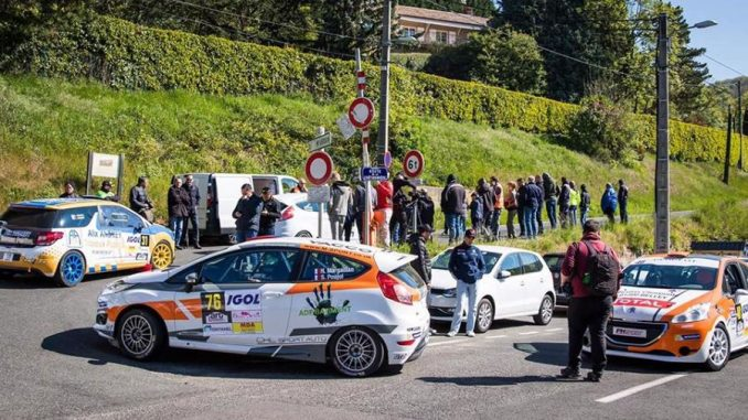 Programme Rallye Lyon-Charbonnières 2017
