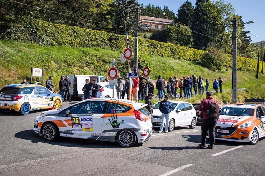 Programme Rallye Lyon Charbonni 232 Res 2017 Pilote De Course