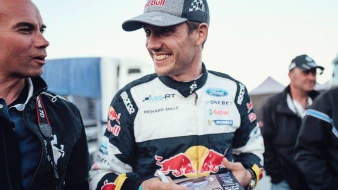 Sébastien Ogier. Liste des engagés Rallye d'Argentine 2017