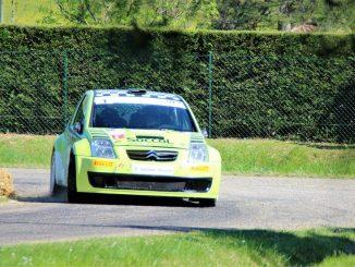 engagés rallye des 3 Chateaux 2017