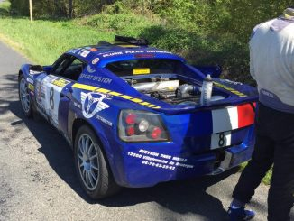 Abandons Rallye du Frontonnais 2017