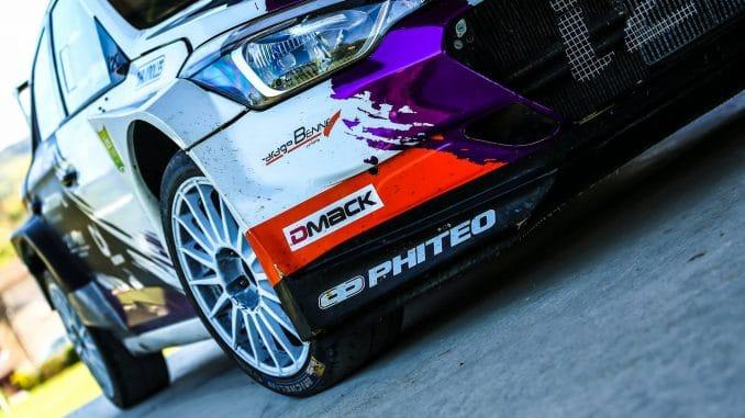 Engagés Rallye du Val d'Agout 2017. Jordan Berfa pour une première sur asphalte ? (c) : Laurent Gayral