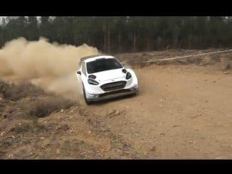 Tests Rallye Argentine 2017 : Ott Tanak
