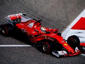 Vettel Ferrari GP de Bahreïn 2017 Classement GP de Bahreïn 2017