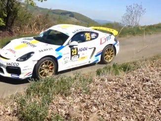Vidéos Rallye Lyon Charbonnières 2017