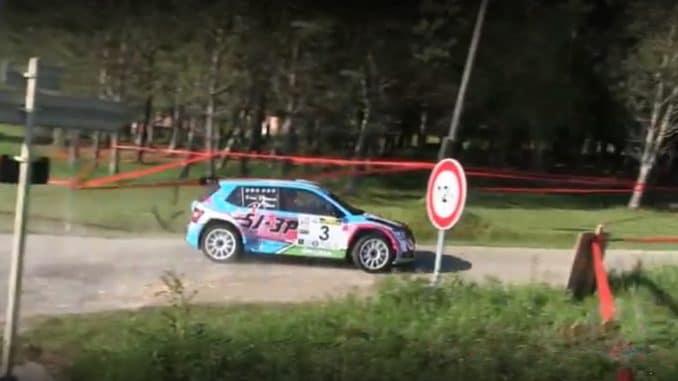 Vidéos Rallye du Frontonnais 2017