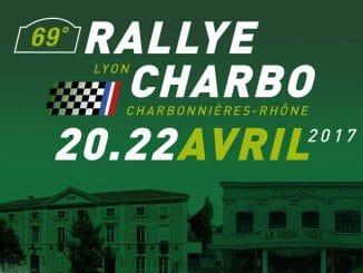 Le Rallye Lyon-Charbonnières endeuillé Engagés Rallye Lyon Charbonnières 2017