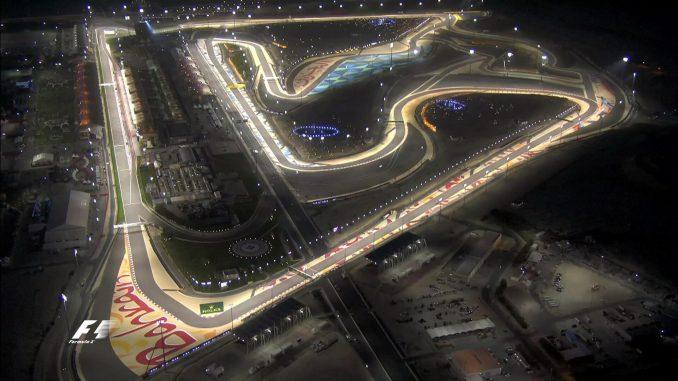 F1 Bahrein essais libres