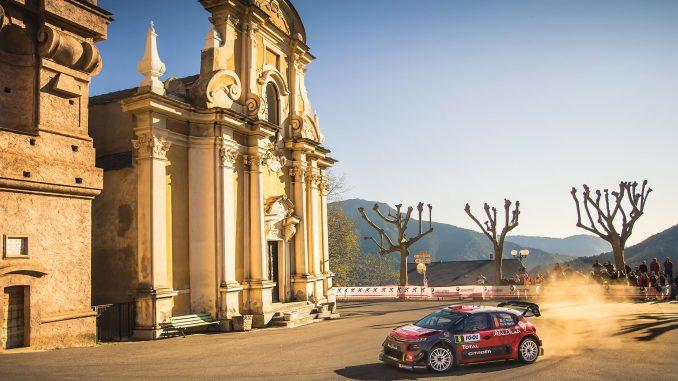 WRC 2017, on fait le point avant l'Argentine. (c) : DR