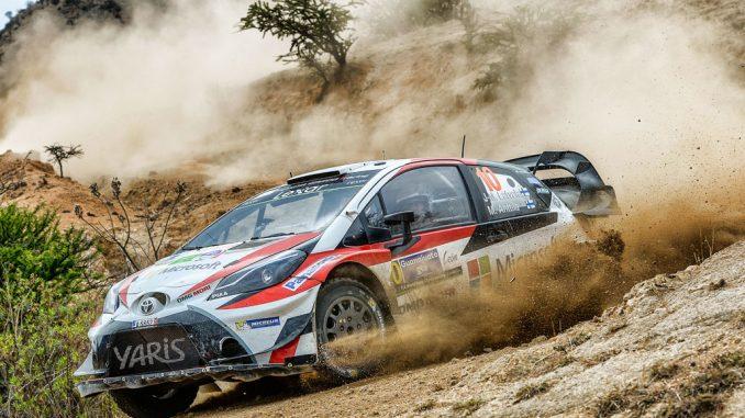 JL Latvala WRC 2017, on fait le point avant l'Argentine