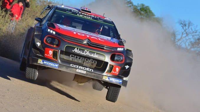 Rallye du Portugal 2017 : une première journée intense