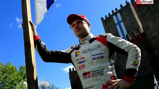 Rallye du Portugal 2017 : Suspens après ES4
