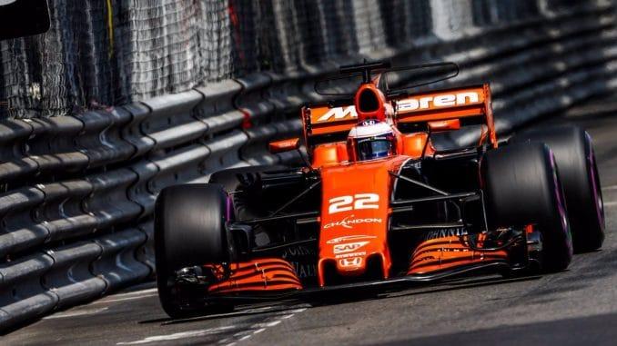 Après son crash avec Wherlein, Button est pénalisé pour son prochain grand prix…sauf que Monaco était son dernier Grand Prix !