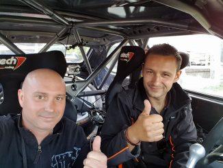 Abandons Rallye du Val Dadou 2017