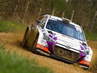 Seize pilotes pour une Hyundai i20 R5 Liste des engagés Rallye Terre du Diois 2017