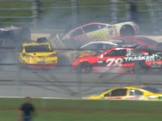 Big-One du week-end : Talladega 2017
