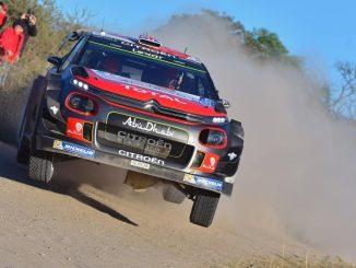 Citroën : dur retour sur terre en Argentine