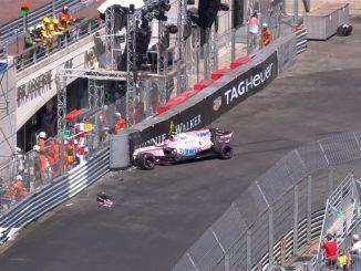 Monaco EL3 : Ferrai domine, Ocon sort