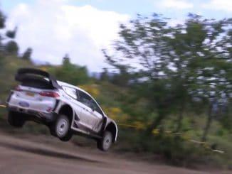 Essais Rallye Portugal 2017