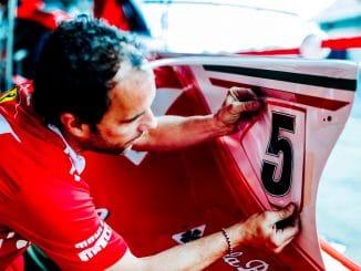 F1 changement numéro à Barcelone