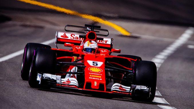 Vettel bat le record de Monaco