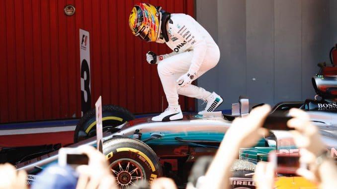 GP d'Espagne 2017 : Hamilton rafle tout