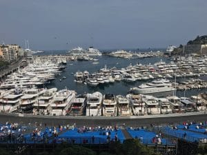 Une journée au Grand Prix de Monaco. (c) : ML Passoni - PILOTE-DE-COURSE.COM