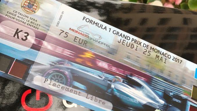 Une journée au Grand Prix de Monaco