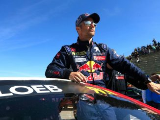 World RX HOCKENHEIM : Loeb commence fort. (c) : DR