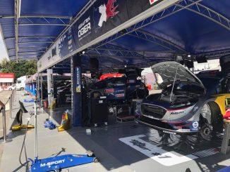 Liste des engagés Rallye du Portugal 2017. (c) : DR