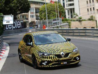 Nouvelle Renault Megane 4 RS