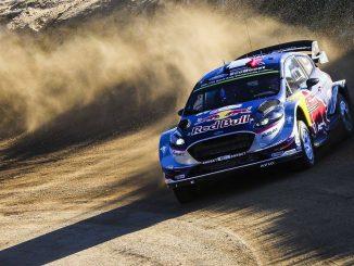 Rallye du Portugal 2017 : Ogier prend le pouvoir