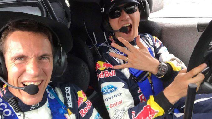 Classement Rallye du Portugal 2017 : Ogier royal