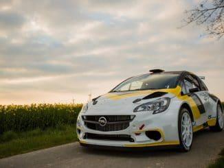 La Corsa R5 officiellement lancée