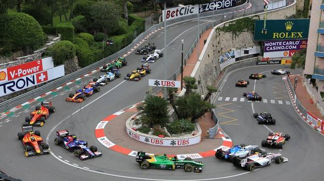 Circuit de Monaco La fameuse épingle Monegasque