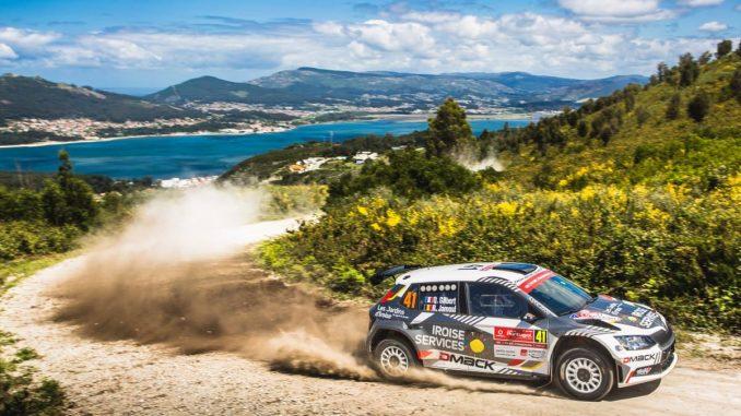 Rallye du Portugal 2017 : Neuville résiste - Quentin Gilbert poursuit sa course solide