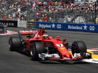 Raikkonen vole à Monaco