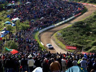 Parcours Rallye du Portugal 2017. (c) : DR