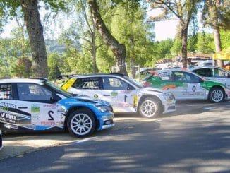 Classement Rallye de la Coutellerie 2017
