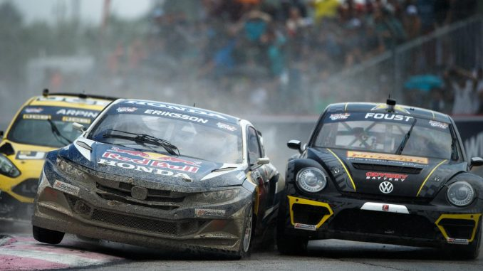 Red Bull Global Rallycross Louisville 2017. Quelle finale !!! (c) : GRC