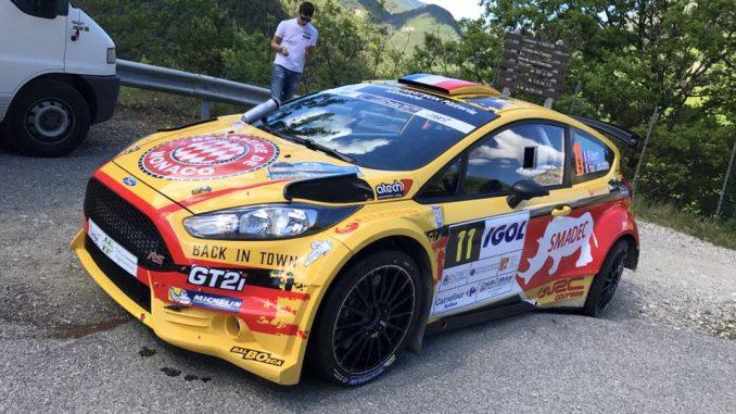 Abandons Rallye d'Antibes 2017