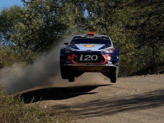 Shakedown Rallye du Portugal 2017
