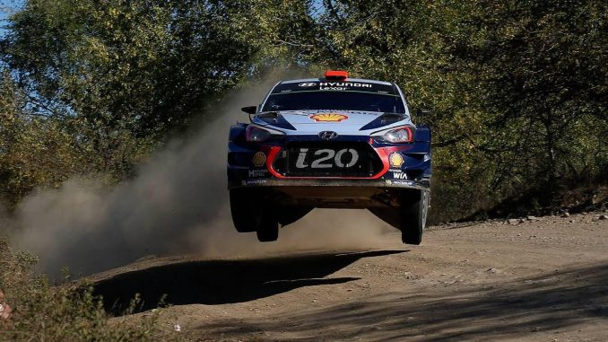 Liste des engagés Rallye Pologne 2017 Shakedown Rallye du Portugal 2017