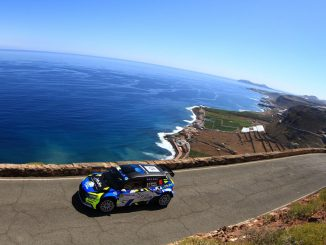 Classement Rallye des Iles Canaries 2017. Sylvain Michel
