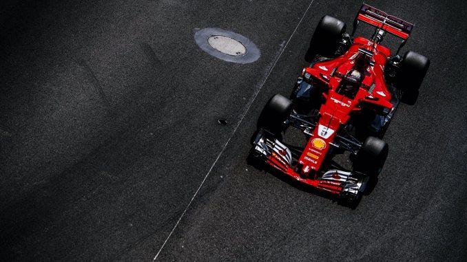 Vettel princier Classement GP de Monaco 2017
