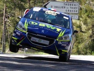 Vidéos Rallye d'Antibes 2017