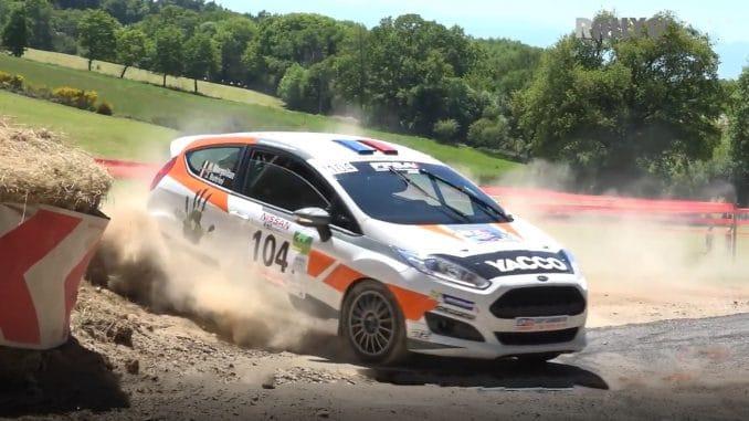 Vidéos Rallye de la Coutellerie 2017